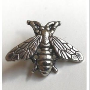 b20b62ba582 Unbranded Jewelry - Silver Bumble Bee Pin Brooch Tie Tac Lapel Bea